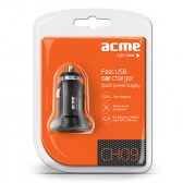 Acme CH09 Fast USB car charger