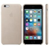 Apple iPhone 6+/6S+ leather cover MKXE2ZM/A Rose Gray