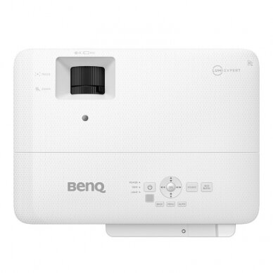 Benq Ultra-Low Input Lag HDR Console Gaming Projector TH685i Full HD (1920x1080), 3500 ANSI lumens, White 2