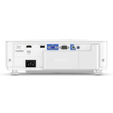 Benq Ultra-Low Input Lag HDR Console Gaming Projector TH685i Full HD (1920x1080), 3500 ANSI lumens, White 3