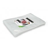 Caso Structured bags for Vacuum sealing 01286 100 bags, Dimensions (W x L) 25 x 35  cm