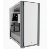 Corsair Computer Case 5000D Side window, White, Mid-Tower