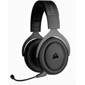 Corsair Gaming Headset with Bluetooth HS70 Built-in microphone, Black/Grey, Headband/On-Ear