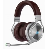 Corsair High-Fidelity Gaming Headset VIRTUOSO RGB WIRELESS SE Built-in microphone, Espresso, Over-Ear