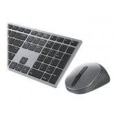 Dell Premier Multi-Device Keyboard and Mouse   KM7321W Wireless, Wireless (2.4 GHz), Bluetooth 5.0, Batteries included, US International (QWERTY), Titan grey