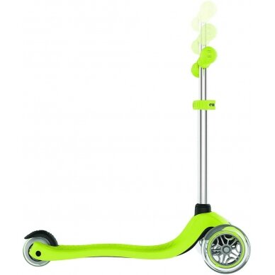 GLOBBER scooter PRIMO LIME GREEN, 422-106-2 2