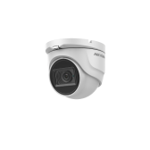 Hikvision IP Camera DS-2CE76H8T-ITMF Dome, 5 MP, 2.8mm, IP67 dust and water protection; Motion detection