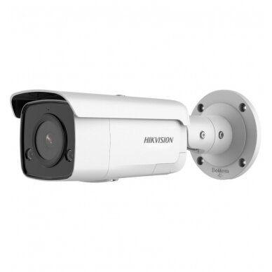 Hikvision IP Camera Powered by DARKFIGHTER DS-2CD2T46G2-ISU/SL F2.8 4 MP, 2.8mm, Power over Ethernet (PoE), IP67, H.265+, Micro SD/SDHC/SDXC, Max. 256 GB