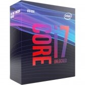 Intel i7-9700K, 3.6 GHz, LGA1151, Processor threads 8, Packing Retail, Processor cores 8, Component for PC