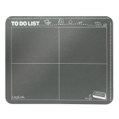 Logilink ID0165 Mouse pad, 220x180 mm, Calendar design, with slide-in slot