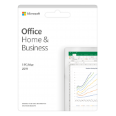 Microsoft Office Home and Business 2019 T5D-03322 One-time purchase, Russian, Medialess, P6
