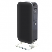 Mill Heater AB-H1000DN  Oil Filled Radiator, 1000 W, Number of power levels 3, Suitable for rooms up to 12-16 m², Black