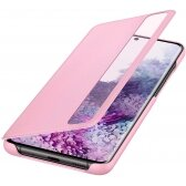 Samsung Galaxy S20+ Clear View Case Pink