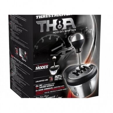 STEERING WHEEL ACC TH8A/SHIFTER 4060059 THRUSTMASTER 2