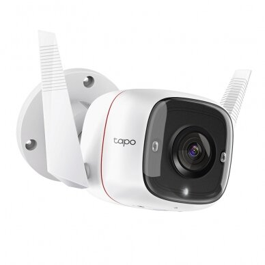 TP-LINK Outdoor Security Wi-Fi Camera C310 Bullet, 3 MP, 3.89 mm, IP66, H.264,  MicroSD 2