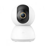 Xiaomi Mi 360° Home Security Camera 2K Fully encrypted data transmission; AES-128 encryption via the cloud;, H.265, Micro SD, Max. 32 GB, 110 °, Wall mount