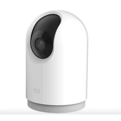 Xiaomi Mi 360° Home Security Camera 2K Pro One-key physical shield for personal privacy protection, H.265, Micro SD, Max. 32 GB, 110 °, Wall mount 2